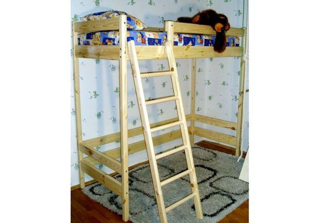 """Двухъярусная кровать-чердак """"Ирель"""" высота - 187см  - Фото №2"""