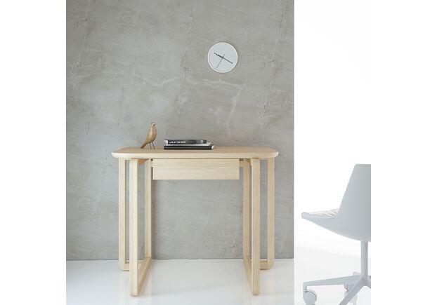 Письменный стол Diox с 2-мя ящиками - Фото №2