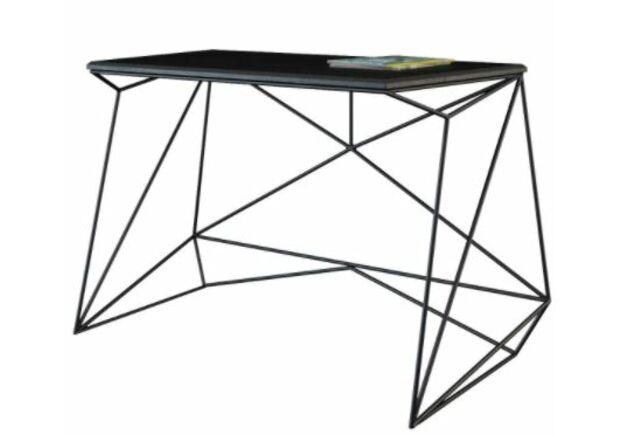 Письменный стол Alaska черный ясень/черный каркас - Фото №1