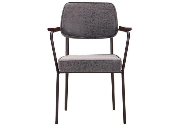 Кресло Lennon  кофе бетон - Фото №2