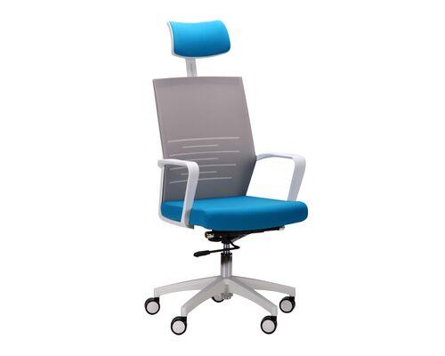 Кресло Oxygen HB циркон/лазурь - Фото №1