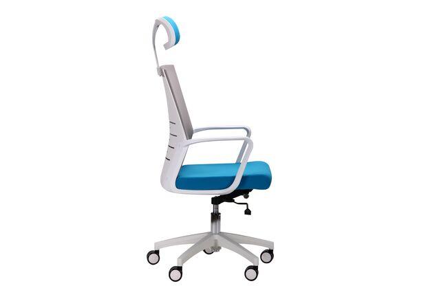 Кресло Oxygen HB циркон/лазурь - Фото №2