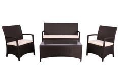Комплект мебели Bavaro из ротанга Elit