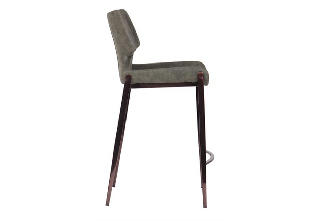 Барный стул Noir brass/pine - Фото №2