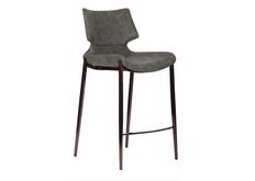 Барный стул Noir brass/pine