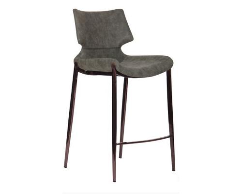 Барный стул Noir brass/pine - Фото №1