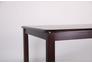 Комплект обеденный Брауни (стол+4 стула) темный шоколад/капучино - Фото №4