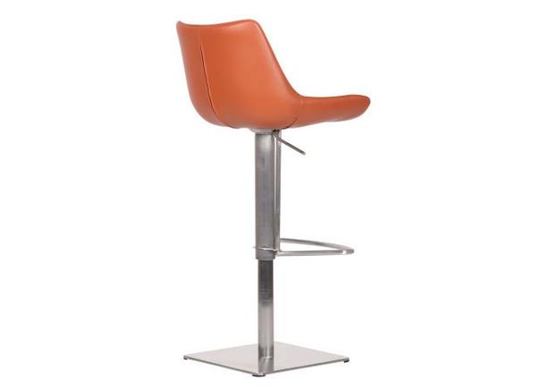 Барный стул Carner, caramel leather - Фото №2