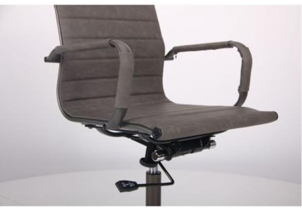 Кресло Slim Gun LB Wax Grey - Фото №2