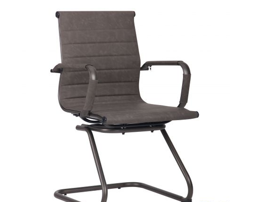Кресло Slim Gun CF Wax Grey - Фото №1
