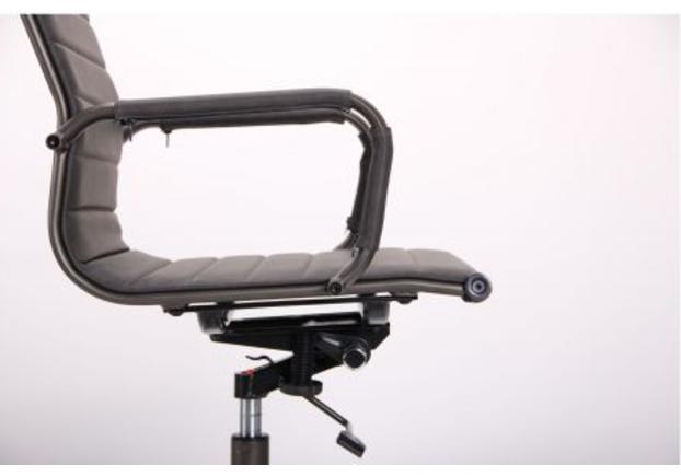 Кресло Slim Gun HB Wax Dark Grey - Фото №2