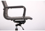 Кресло Slim Gun HB Wax Dark Grey - Фото №3