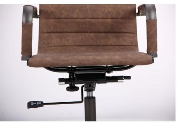 Кресло Slim Gun HB Wax Coffee - Фото №2