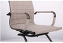 Кресло Slim Gun CF Wax Light Grey - Фото №3