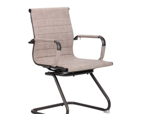 Кресло Slim Gun CF Wax Light Grey - Фото №1