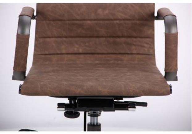 Кресло Slim Gun LB Wax Coffee - Фото №2