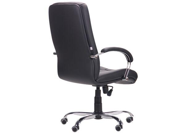 Кресло Менеджер Хром Tilt  кожзам Неаполь  - Фото №2