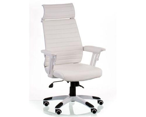 Кресло офисное Special4You Monika white - Фото №1