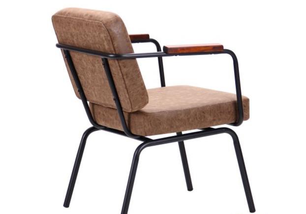 Кресло Oasis черный / лунго - Фото №2