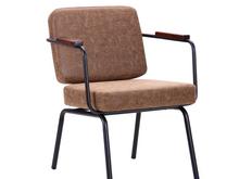 Кресло Oasis черный / лунго