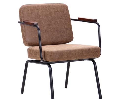 Кресло Oasis черный / лунго - Фото №1