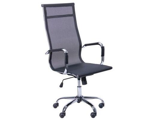 Кресло Слим Slim Net HB (XH-633) черный - Фото №1