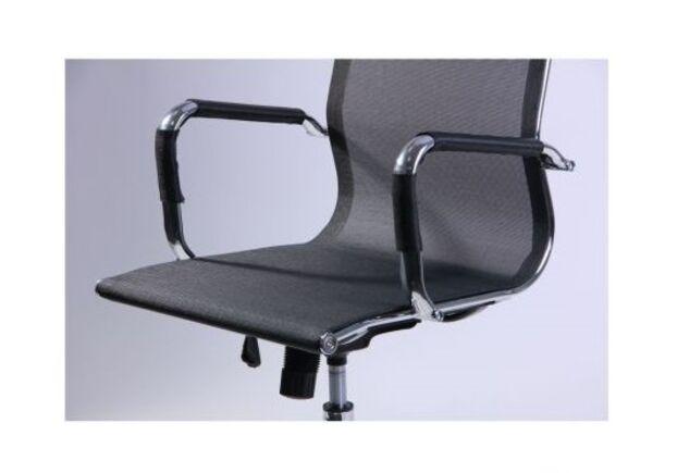 Кресло Слим Slim Net HB (XH-633) черный - Фото №2