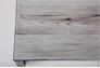 Стол журнальный Oregon черный/стекло дуб шервуд - Фото №3