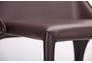 Стул Artisan dark brown leather - Фото №2