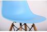 Стул Aster PL Wood Пластик Голубой - Фото №2