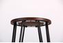 Высокий барный стул Hendrix черный - Фото №3