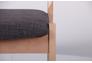 Стул обеденный Канталь бук беленый/антрацит - Фото №3
