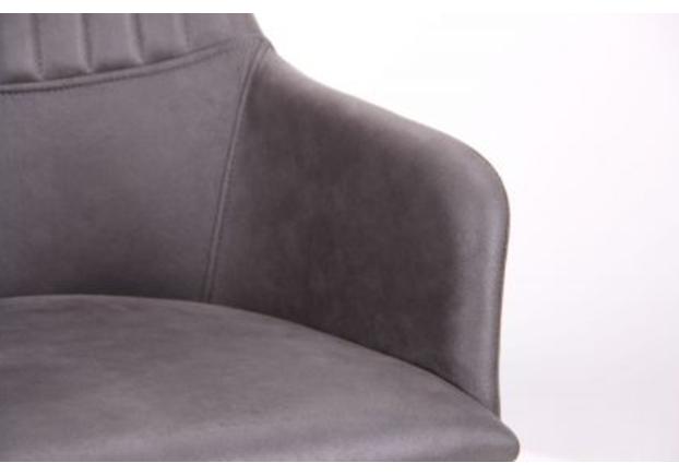 Кресло Марио черный/cowboy базальт - Фото №2