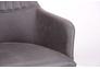 Кресло Марио черный/cowboy базальт - Фото №3