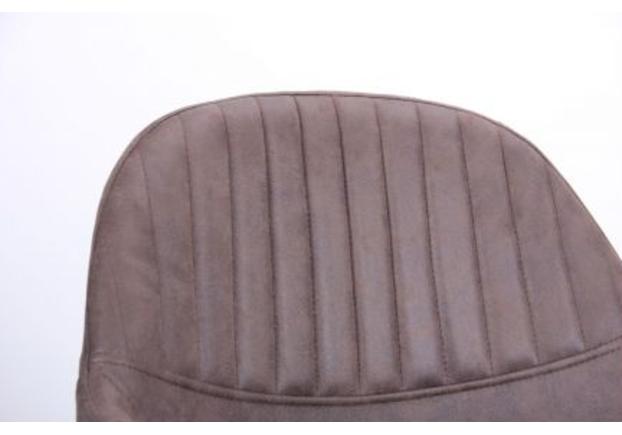 Кресло Марио черный/cowboy какао - Фото №2
