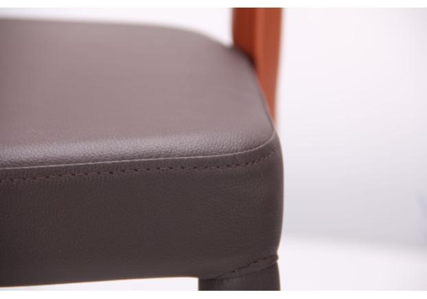 Стул Ottoman caramel leather/ PU spice - Фото №2