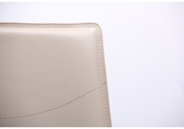 Стул Tuscan simple taupe leather - Фото №2