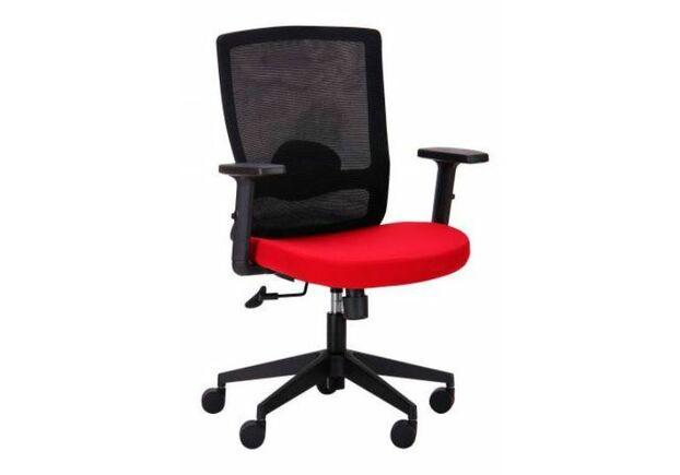 Кресло Xenon LB черный/гранат - Фото №1