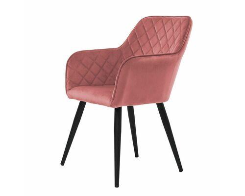 Кресло обеденное ANTIBА Антиба дымная роза - Фото №1