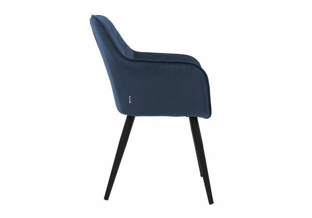Кресло обеденное ANTIBА Антиба полуночный синий - Фото №2