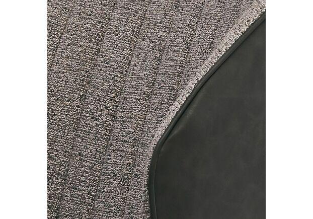 Cтул обеденный CHELSEA Челси ткань-экокожа серый - Фото №2