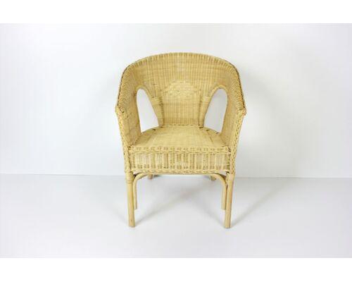 Кресло CRUZO KELEK CHAIR натуральный ротанг натуральный - Фото №1