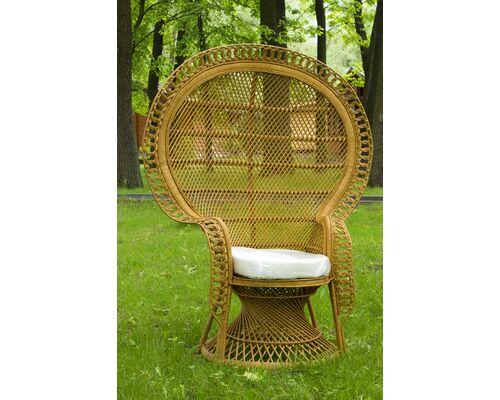 Кресло Мавлин из натурального ротанга  - Фото №1