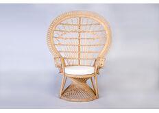 Кресло Павлин из натурального ротанга