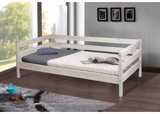 Кровать односпальная Sky-3 дуб беленый