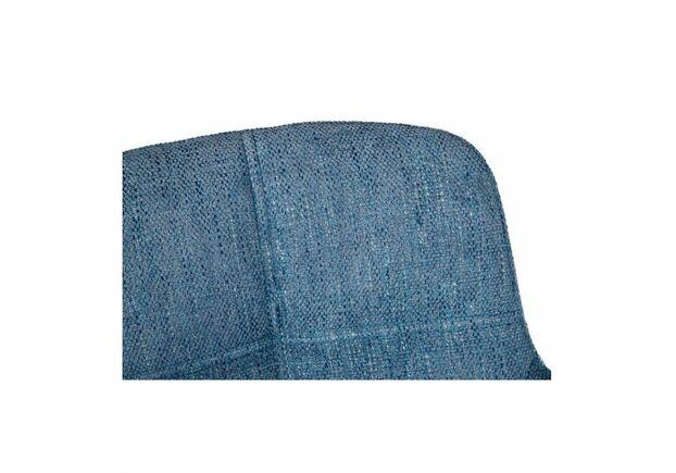 Стул барный OLIVA (57*59*106 см) синий - Фото №2