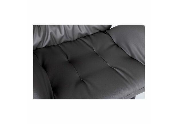 Стул барный SEVILLA (52*54*108см)  темно-серый - Фото №2