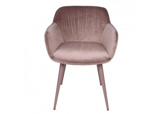 Кресло CARINTHIA (60*63*77,5 cm текстиль) мокко - Фото №2