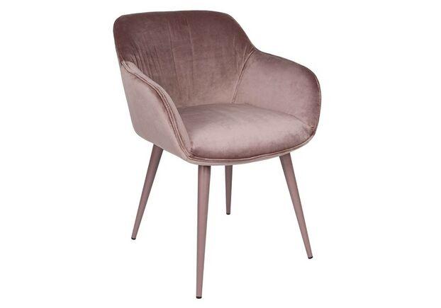 Кресло CARINTHIA (60*63*77,5 cm текстиль) мокко - Фото №1