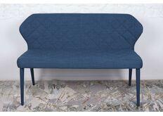 синее кресло-банкетка